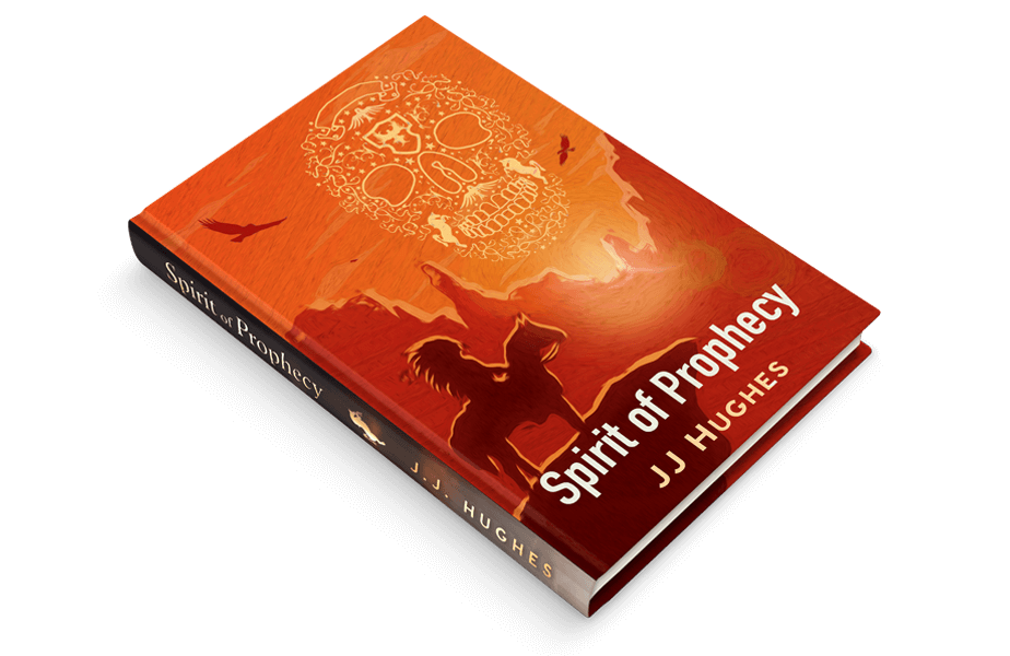Spirit of Prophecy by Jill Hughes - Extra Chapter