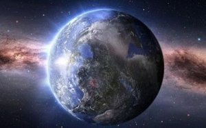 Earth - Shot with Space Background - Awakening Alchemy