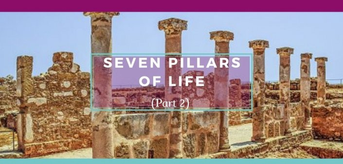 Life's Seven Pillars - Awakening Alchemy