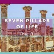 Roman Pillar Ruins Banner - Awakening Alchemy