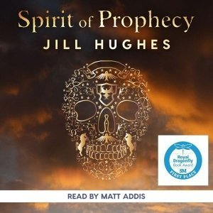 AudioBook Cover of Spirit of Prophecy - Awakening Alchemy