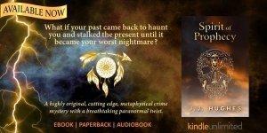 A Mystiucal, Magical, Spirit of Prophecy Banner - Awakening Alchemy