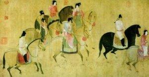 Ancient Chinese: Horse Riding - Awakening Alchemy