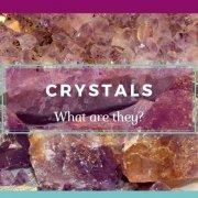 A Ciollection of Crystals Banner - Awakening Alchemy
