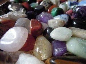 A Piule of Raw Crystals - Awakening Alchemy