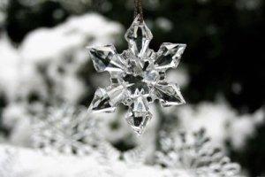 Suspended Ice Crystal - Awakening Alchemy