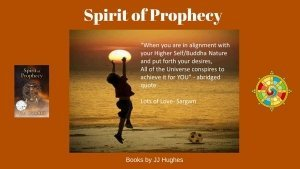 A Little Boy Reaches For the Moon: Spirit of Prophecy - Awakening Alchemy