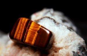 Orange Tiger-Eye Crystal - Awakening Alchemy