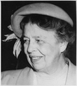 Picture of Former First Lady: Eleanor Roosevelt - Awakening Alchemy