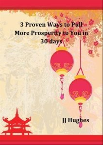 Cover For Prosperity Report: Chinese Lanterns - Awakening Alchemy