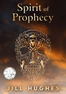 Spirit of Prophecy EBook Cover with Readers' Favorite 5 Star Badge - Awakening Alchemy
