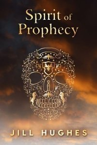 Spirit of Prophecy Cover: Silver Death Mask - Awakening Alchemy