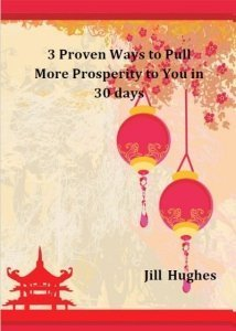 Prosperity Report Cover: Chinese Hanging Lanterns: Awakening Alchemy
