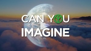 Can U Imagine Video Banner - Earth Spinning in Space - Awakening Alchemy