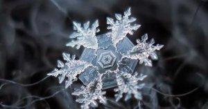 Snowflake Crystals Magnified - Awakening Alchemy