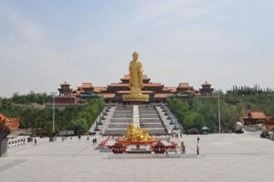 Buddhist Temple in Midong, Urumqi, Xinjiang - Awakening Alchemy