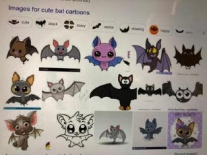 Coronavirus Casrtoon Featuring Stylised Bats - Awakening Alchemy