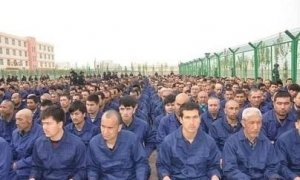 Uyghurs Attending Reeducation School in Xinjiang - Awakening alchemy