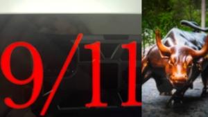 Awakening Alchemy - Composite - 9/11 & Wall St's Golden Bull