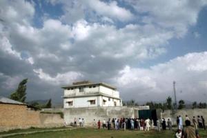 Awakening Alchemy - Osama Bin Laden's Compound in Pakistan