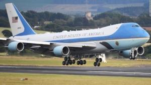 Awakening Alchemy - Air Force One Under George W. Bush