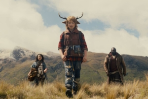 Awakening Alchemy - Scene From Sweet Tooth Movie - Boy With Antlers on Hillside followed by two others
