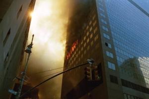 Awakening Alchemy - WTC 7 on Fire on 9/11